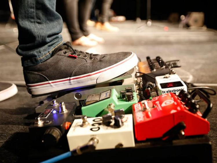 sound board peddals