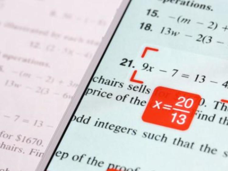 an algebra textbook