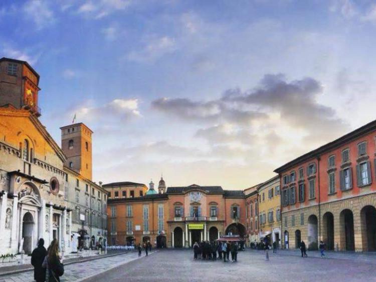 Piazza Prampolini