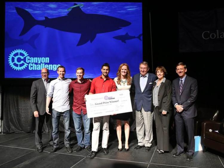 Winners of the GCU Canyon Challenge