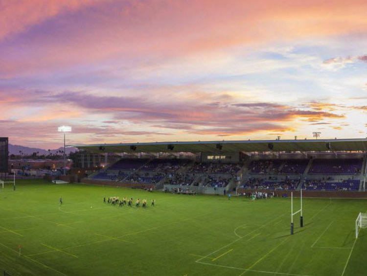 GCU's soccer field