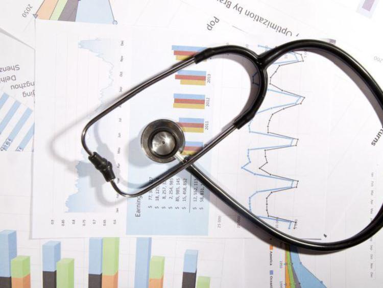 Nursing Graphic with stethoscope