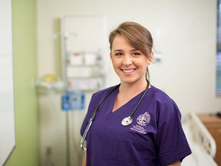 GCU nurse