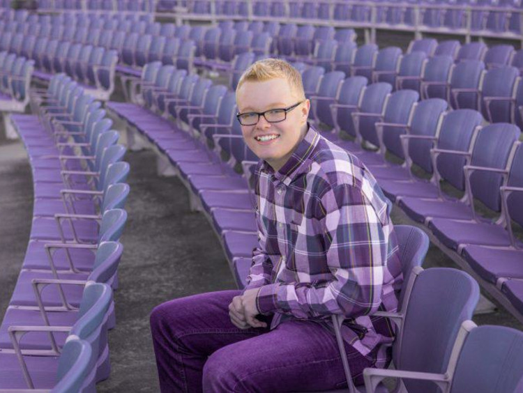 GCU student Harrison Russell