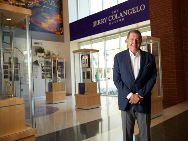 Jerry Colangelo at GCU