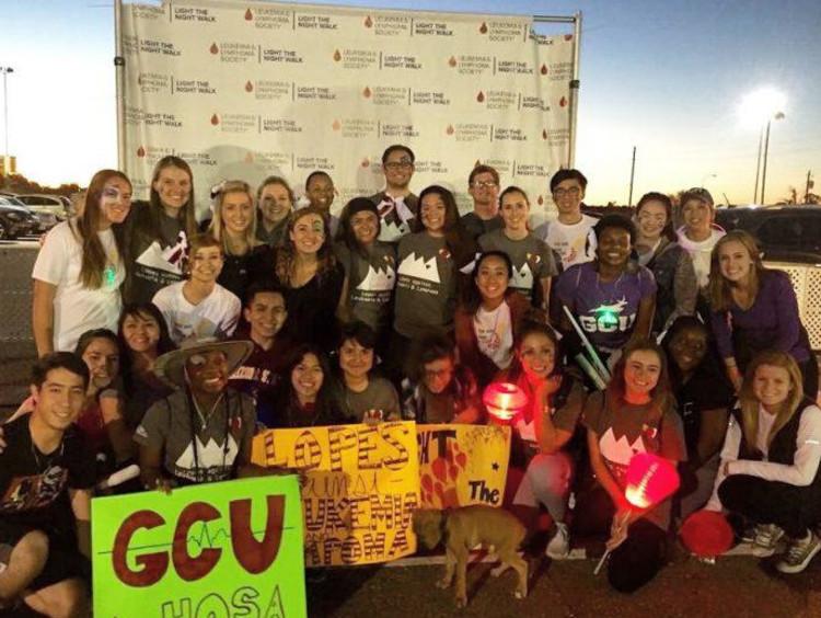 GCU Health Occupations Student Association Club