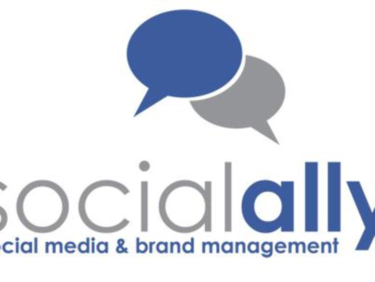 Natalie Speers' business logo for Social Ally