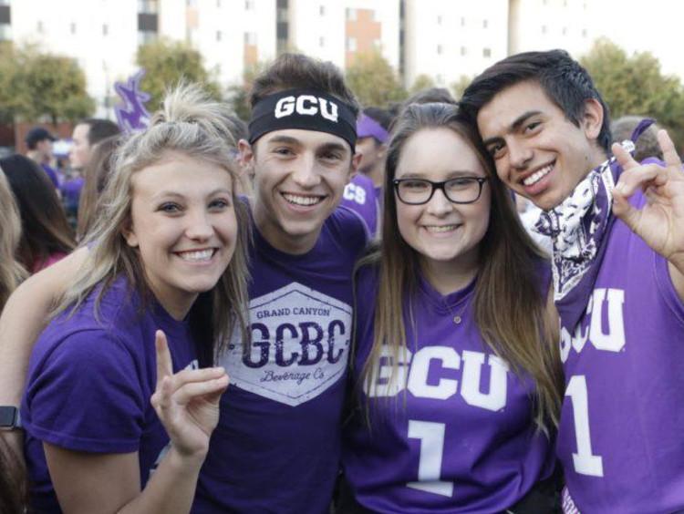 GCU Students