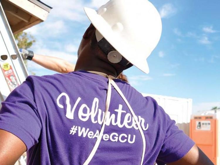 GCU Volunteer