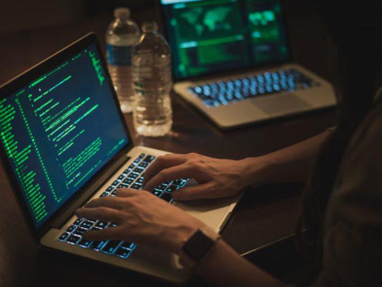 Computer data - hacking