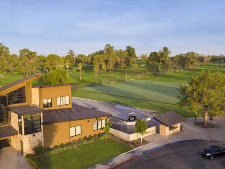 The GCU Golf Course