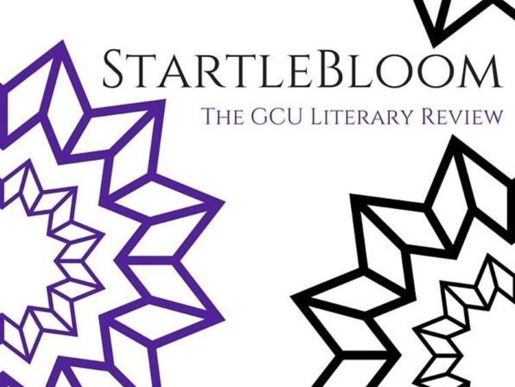 StartleBloom's cover art, designed by Jessalyn Johnson