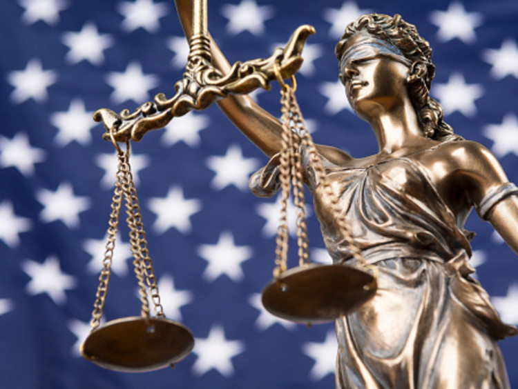 Criminal Justice symbol commonly associated with criminal justice degree