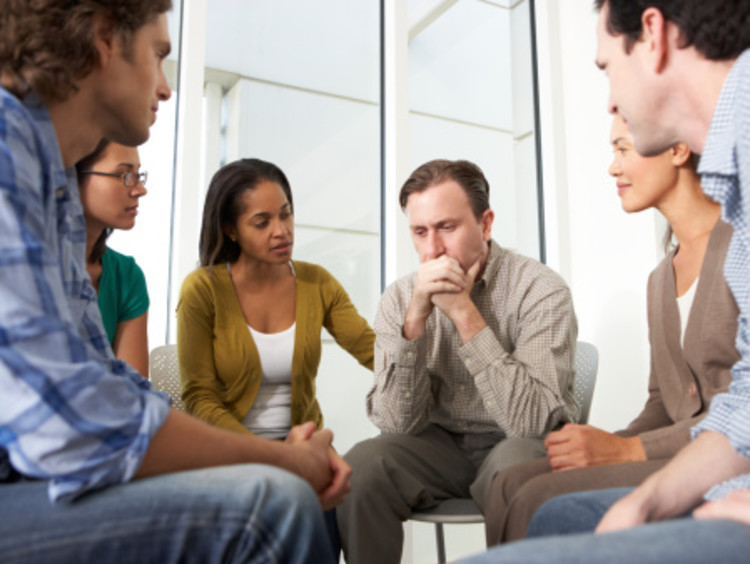 Support group showing need for Christian psychology