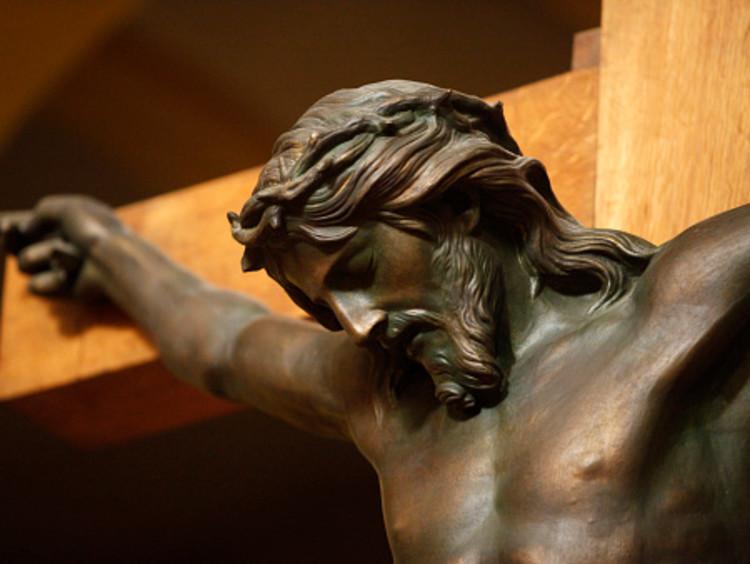 Jesus' taking on our heavy burdens