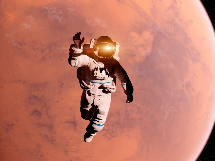 One small step for man, one giant leap to Mars