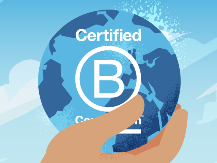 Certified B Corporations in every U.S. state
