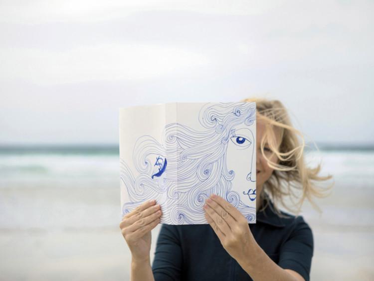Introvert using creativity in work