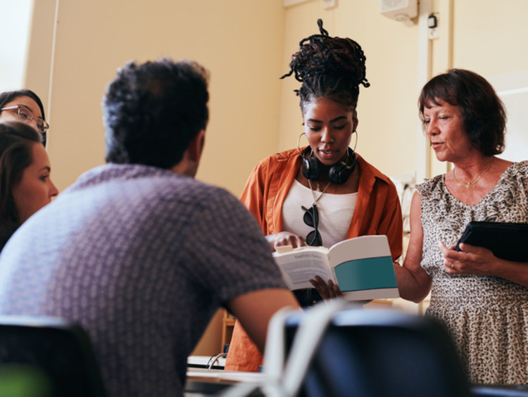 teachers using restorative justice practices in their community