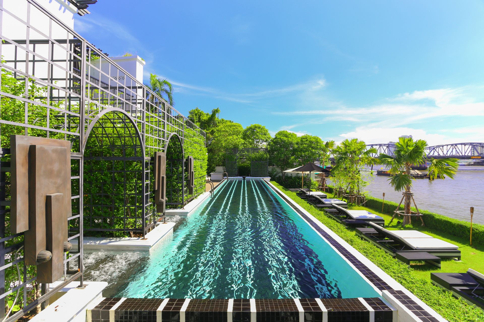 The Siam Hotel - Bangkok, Thailand