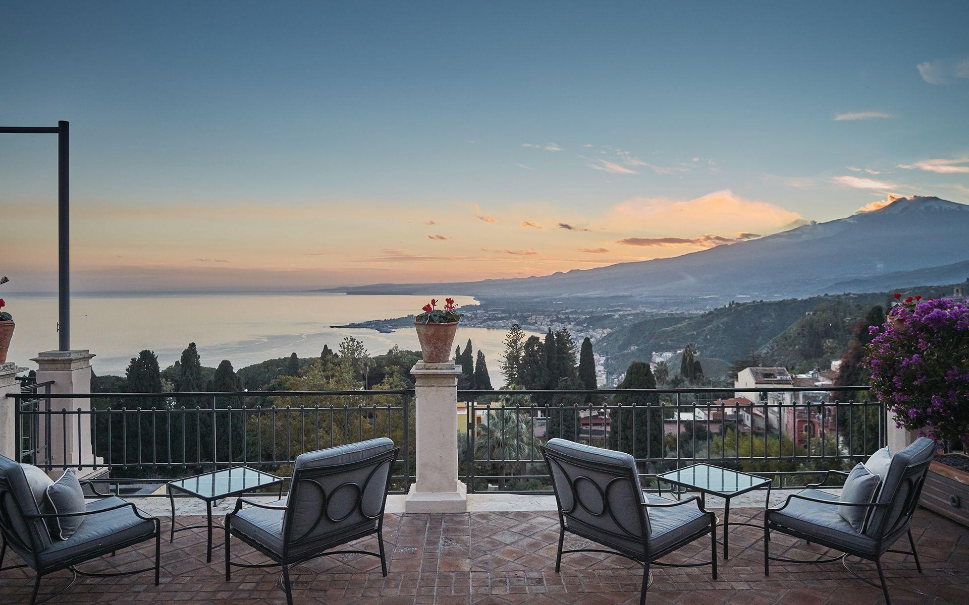 Belmond Grand Hotel Timeo Taormina Italy