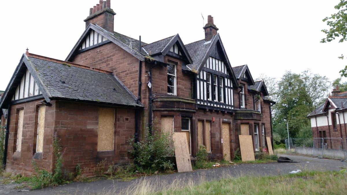 Blawarthill Hospital
