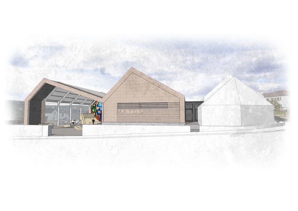 Lochgilphead Youth Centre