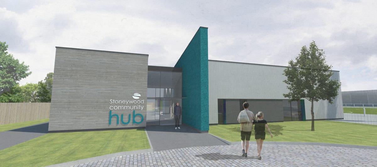 Stoneywood Community Hub