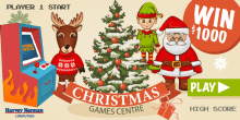 ChristmasGamesCentre slider