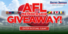 AFL Membership slider