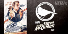 early bird promo Steve McQueen dvd