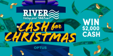 river1467 cash for christmas slider