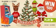 ChristmasGamesCentre slider2019