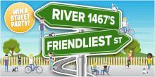 River 1467s Friendliest Street