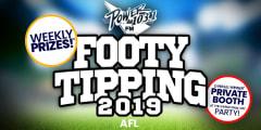 ballarat Footy Tipping powerfmAFL banner