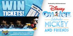 disney on ice tickets a