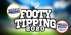 Footy Tipping Ballarat PFM 2020 Slider