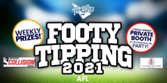 VIC BAL PBA Footy Tipping Slider 2021 Goldfields Sporting Globe