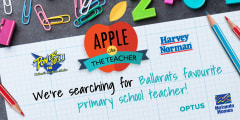 VIC BAL PBA Apple for the teacher Slider 2021 GENERIC