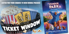 power ticket window wonder park