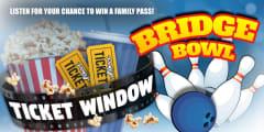 power ticket window bridge bowl