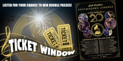 ticket window Postmodern Jukebox