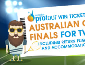 Slider Win tickets to the Australian Open Finals