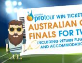 Slider Win tickets to the Australian Open Finals