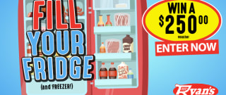 Fill your Fridge slider