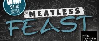 meatless feast slider