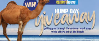 hump day giveaway slider