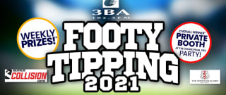 VIC BAL 3BA Footy Tipping Slider 2021 Goldfields Sporting Globe