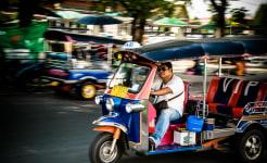 Thailand - Bangkok (Tuk Tuk)