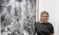 Major_prize_winner_Marian_Tubbs_with_her_work_The_farm._Photo_by_Cooper_Brady_Photography.jpg